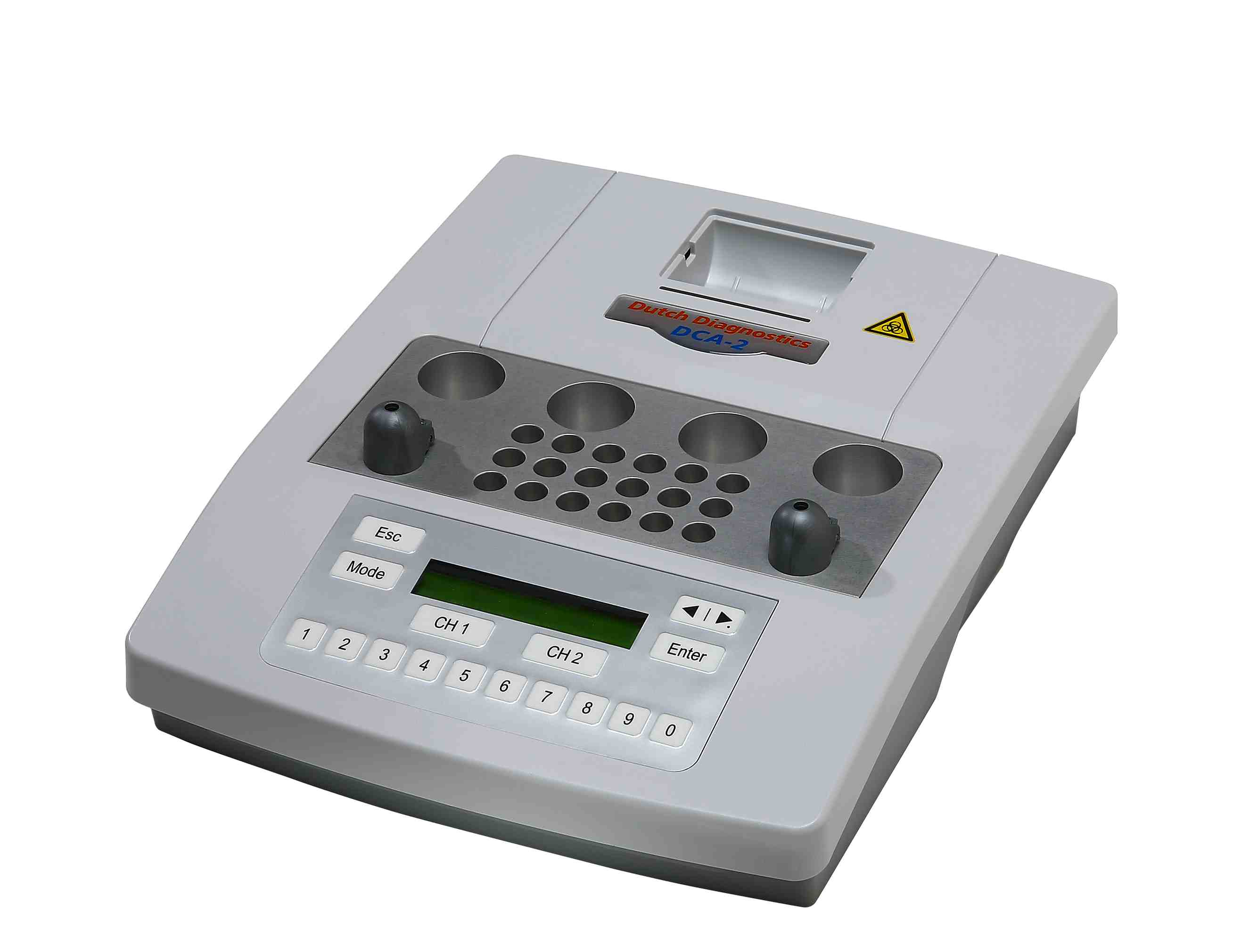 DCA-2 - 2 Channel Coagulation Analyser