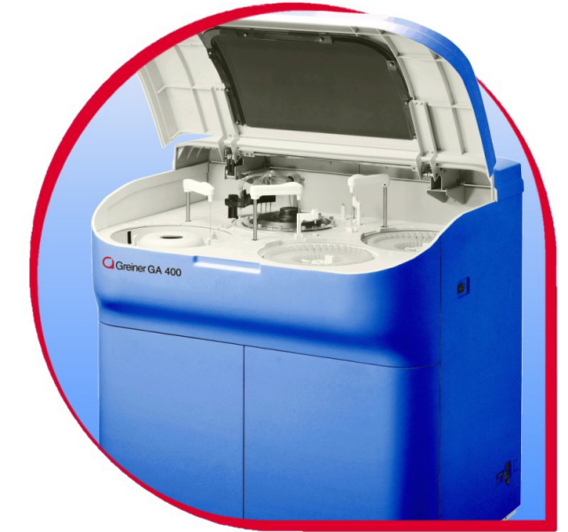 GA400 Clinical Chemistry Analyzer