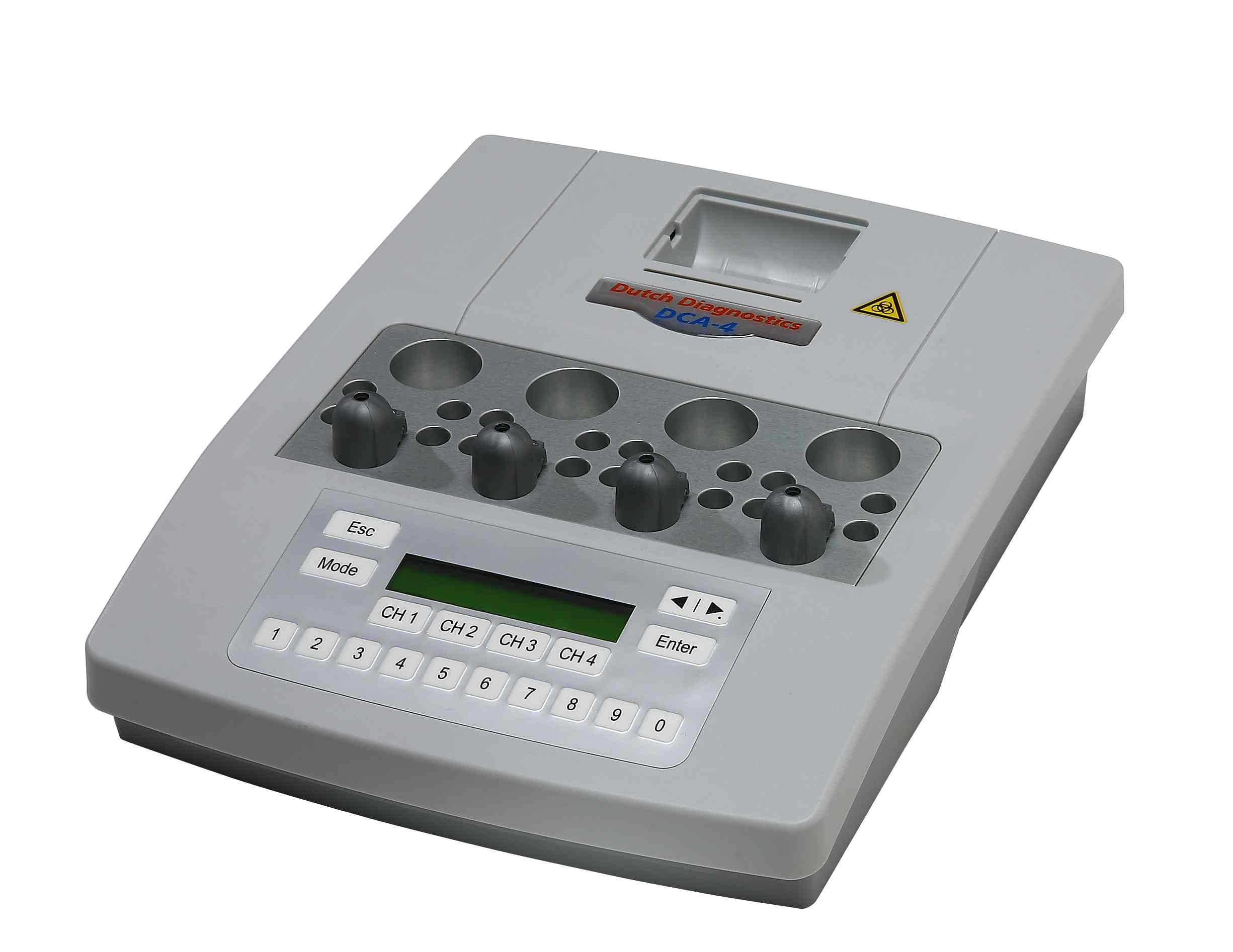 DCA-4 - Four Channel Coagulation Analyser